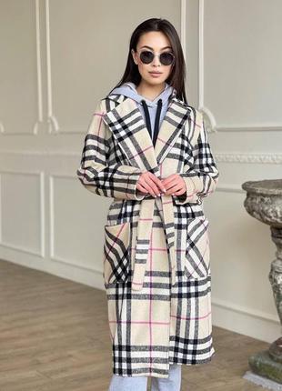 Пальто - кардиган❤️