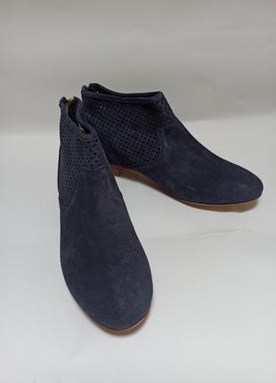 Полусапожки женские pier one.брендове взуття stock