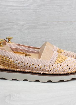 Женские туфли / эспадрильи / мокасины clarks оригинал, размер 41