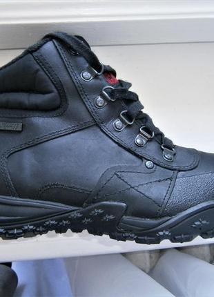 Ботинки caterpillar salton waterproof p715446 оригинал натуральная кожа
