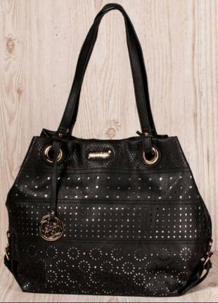 Красивая вместительная сумка
