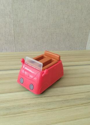 Авто тостер peppa pig