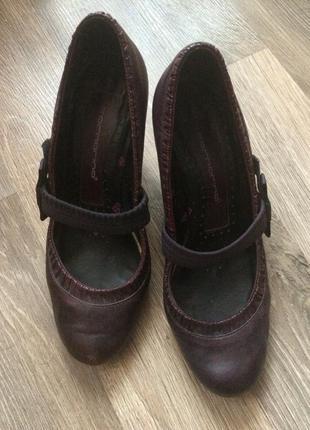 Итальянские туфли fornarina оригинал