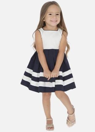 Невероятно красивое нарядное платье, сарафан mayoral