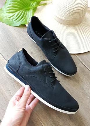 Мужские туфли в стиле спорт шик, aldo,канада 41размер