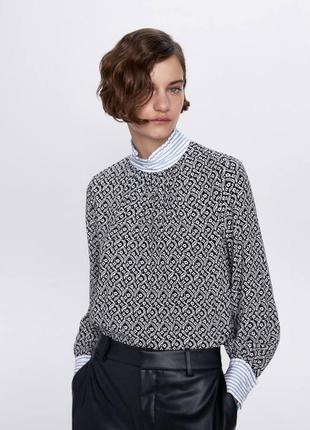 Блуза, рубашка zara
