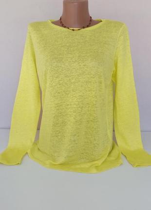 Тоненький свитерок 46 размера из 100% хлопка