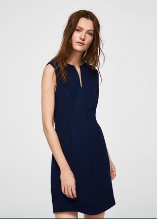 Шикарное платье, туника mango