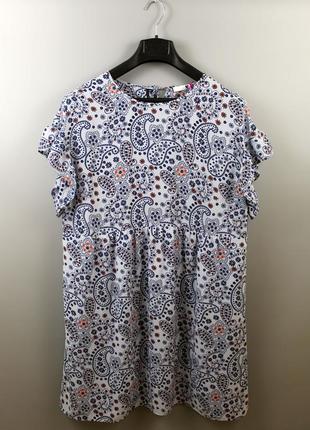 Легеньке літнє жіноче плаття бренду by very