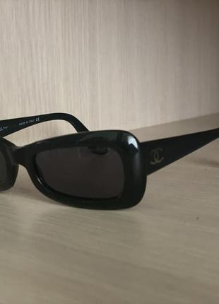 Очки солнцезащитные chanel