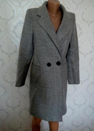 Суперовое  кашемировое пальто
