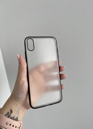 Чохол (чехол) на iphone xs max