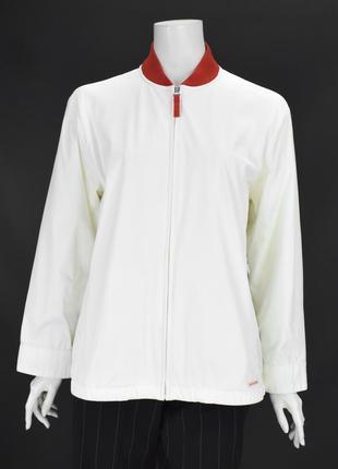Escada sport легкая ветровка куртка эскада размер хл классный фасон