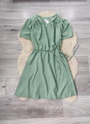 Скидка новое платье на запах