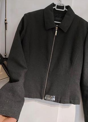 Супер куртка versace