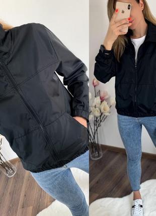 Бомбер🖤 куртка 😍ветровка😻
