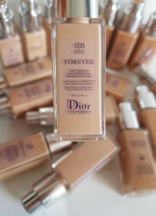 Тональная основа dior forever teint tenue 24h haute perfection spf 35
