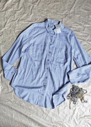 Новая рубашка uk 16
