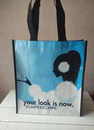 Сумка женская, шоппер, для покупок, сумка жіноча, торба, сумка с принтом италия