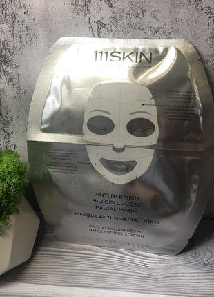 Маска для лица 111skin anti-blemish mask