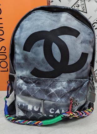 Рюкзак жіночий брендовий в кольорах