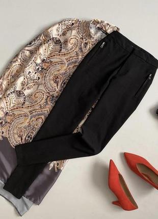Базовые брюки zara