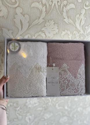 Набор из полотенец maison d'or