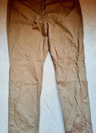 Котоновый брюки