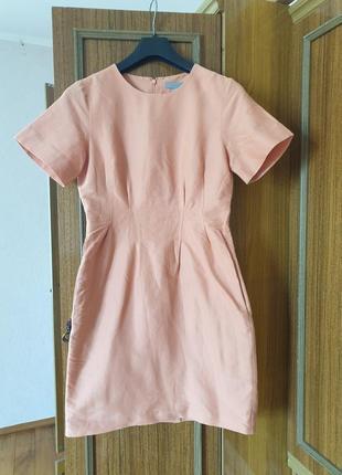 Шикарне платячко елітного бренду,в складі шовк  котон.