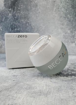 База под макияж becca zero no pigment virtual foundation
