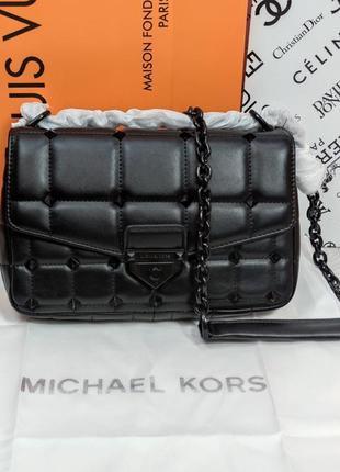 Жіноча шкіряна брендова сумочка