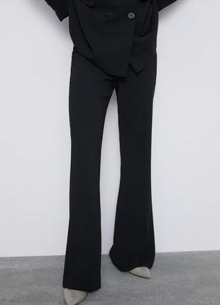 Классические брюки штаны клёш