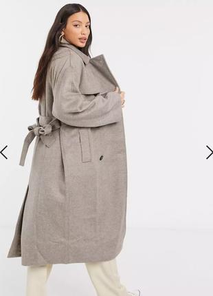 Asos пальто жіноче ~eu44 розмір