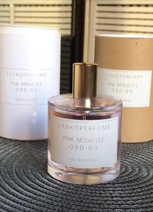 Zarkoperfume pink molecule 090.09 оригинал_eau de parfum 7 мл затест