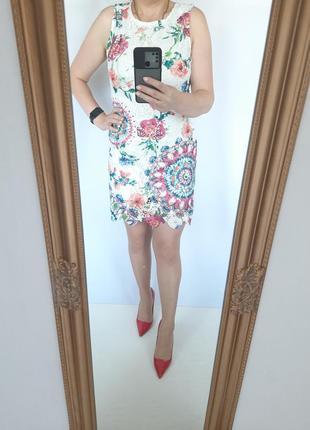 Шикарне святкове мереживне плаття..apricot...