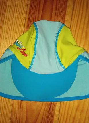 Детская солнцезащитная кепка панамка пляжная для мальчика