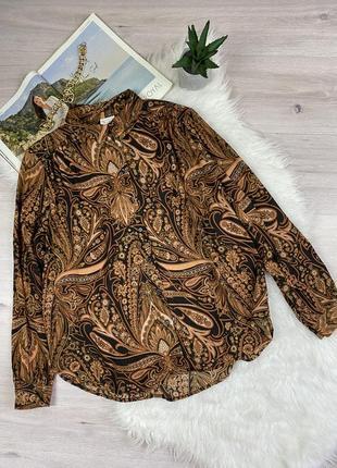 Красивая рубашка блуза h&m
