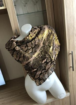 Шикарный платок косынка косинка шарф шарфик