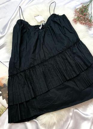 Очень крутое платье zara разлетайка