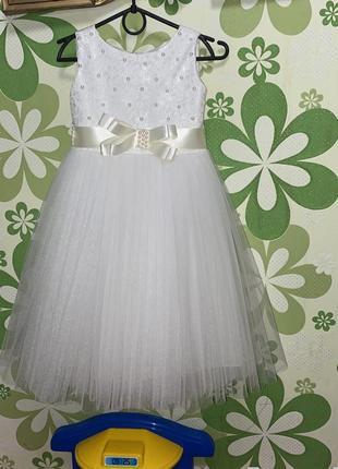 Платье праздничное h&m