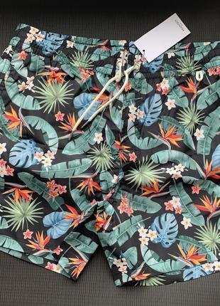 Шорти чоловічі літні, для пляжу, пляжні шорти-плавки.