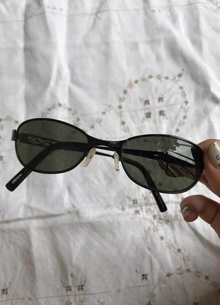 Очки/ окуляри ретро очки/ очки с чёрной оправой