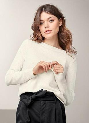 Стильний кашеміровий светр tchibo (німеччина), роз. наші: 46-48 (40/42 євро)