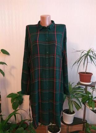 Платье рубашка tom tailor