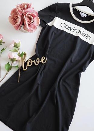 Платье calvin klein, calvin klein