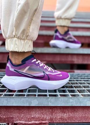 Женские фиолетовые кроссовки nike vista lite жіночі фіолетові кросівки