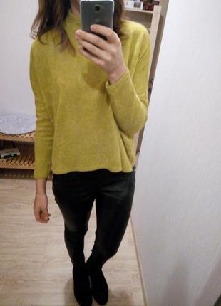 Стильный свитер оверсайз h&m
