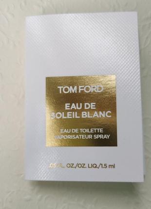 Tom ford пробник