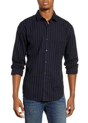 Hugo boss стильная рубашка 48-50 размер l