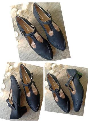 Туфли натуральная кожа varese